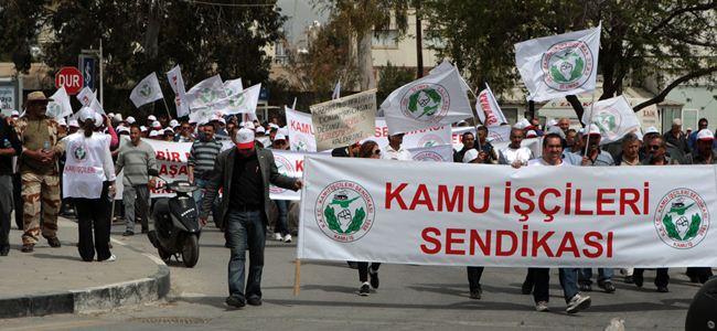 Tel-Sen de grev başlattı