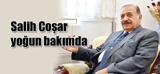 Salih Coşar korkuttu