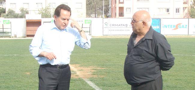 """""""Lefkoşa'yı sporun da başkenti yapacağız"""""""