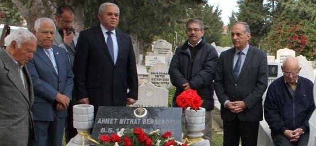 Berberoğlu 11'inci Ölüm Yıldönümünde Anıldı