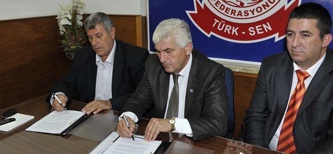 """Güç ve Eylem Birliği"""" protokolü imzalandı."""