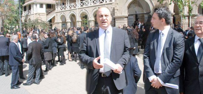 Avukatların boykotu sürüyor