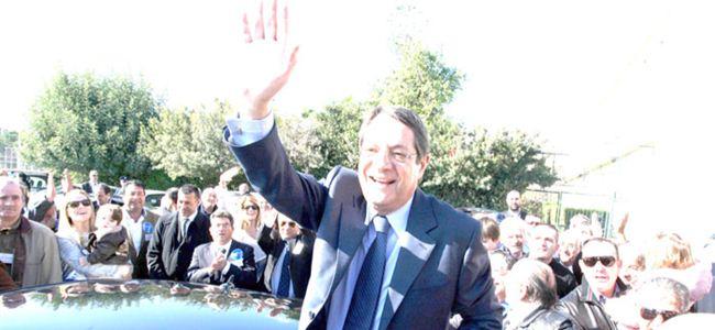 Anastasiadis Kıbrıs Politikasını açıkladı...