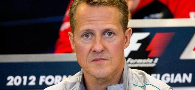 Schumacherin hasta dosyası çalındı