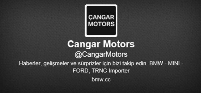 Çangar Motors Twitterda
