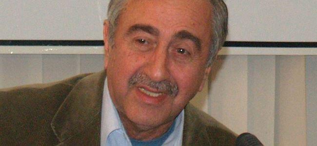Akıncı'dan 'Kıbrıs' konferansı