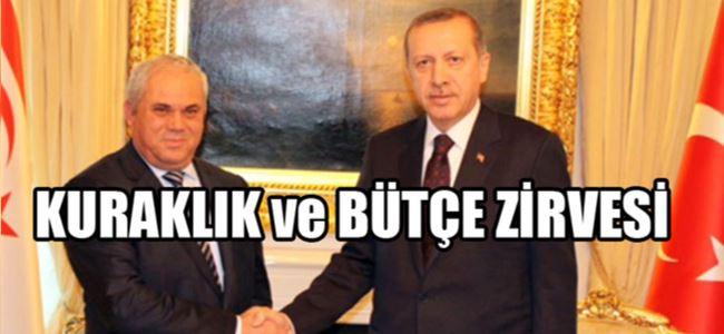 Başbakan Yorgancıoğlu Erdoğanla görüştü