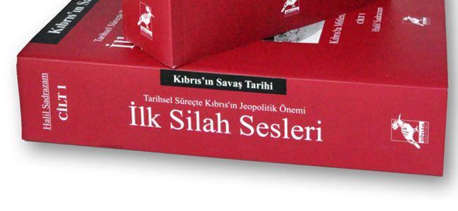 """Halil Sadrazamdan """"Kıbrıs'ın Savaş Tarihi"""""""