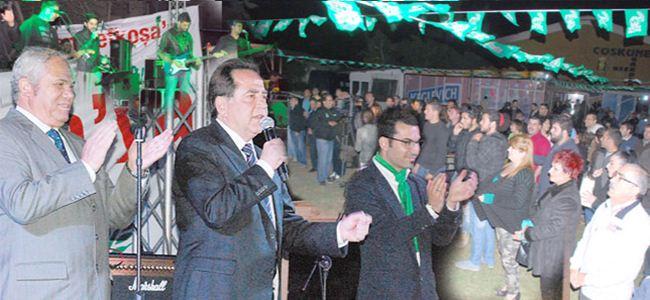CTP, Lefkoşa zaferini kutladı