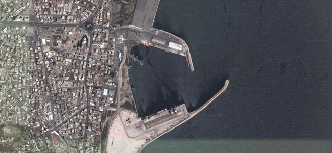 Larnaka sanayi/enerji limanına dönüştürülmeyecek