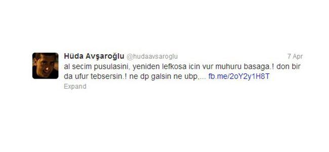 Tweet attı, MHK'ya sevk edildi