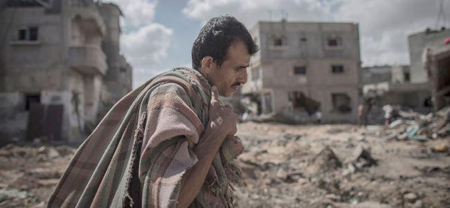BM:Gazzedeki delilik artık durmalı