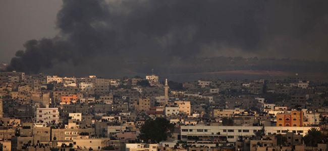 İsrail Gazzedeki kara operasyonu tamamladı