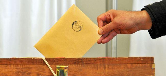TC Cumhurbaşkanı'nı seçiyor