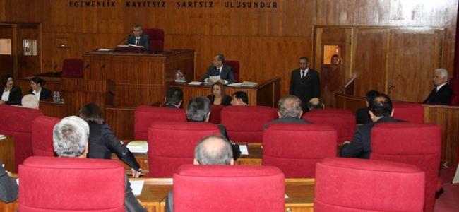 Fellahoğlu, meclise veda etti