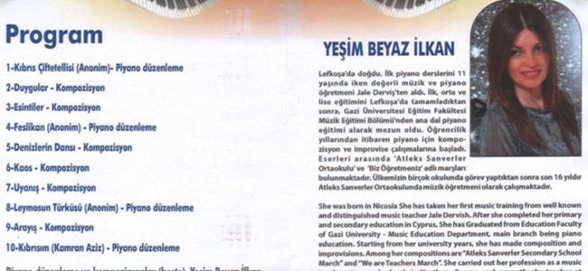 """Kıbrıs Melodileri"" Resitali"