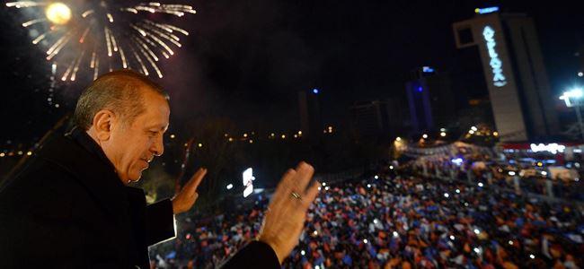 Dünya basını Erdoğanı konuşuyor