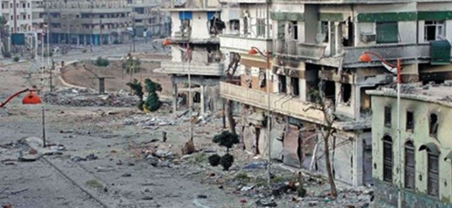 Cuma namazı çıkışı bomba patladı
