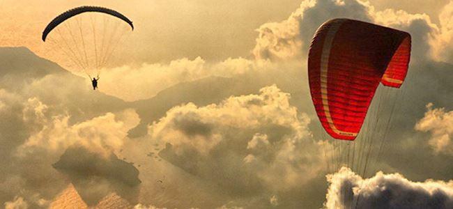 Girne Üniversitesi'ne bağlı  hava sporları okulu kuruldu