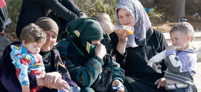 14 bin 315 Mısır vatandaşı tahliye edildi