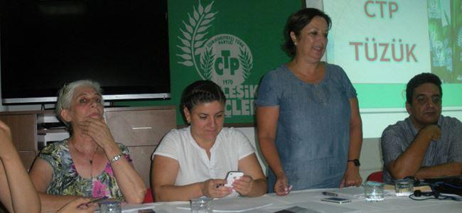 CTP yeni tüzüğü Güzelyurt'ta tartıştı