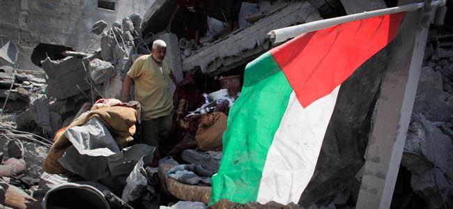 Filistin'in ateşkes formülünü kabul ettiği iddia edildi