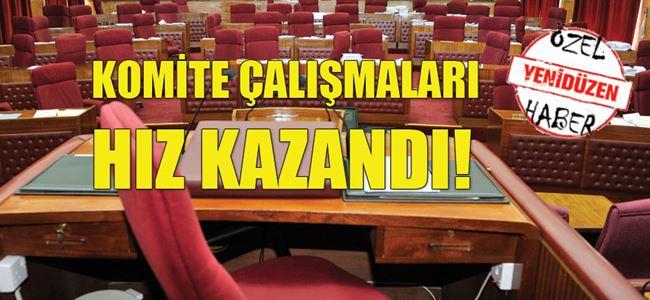 Meclis'i yoğun gündem bekliyor
