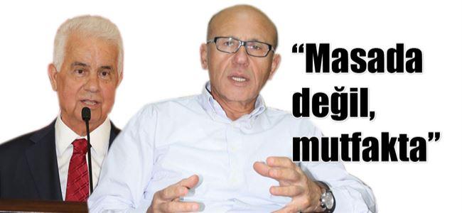 Talat, Eroğlunu sosyal medyada yanıtladı