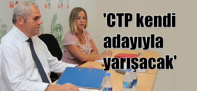 CTP Parti Meclisi toplandı