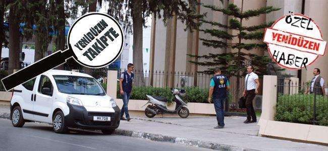 Ve polis nihayet…