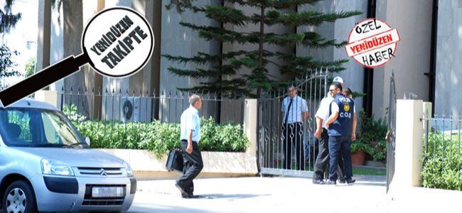 Polis gözetimine DEVAM