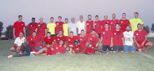 Anı turnuvası G.Birliği'nin 1-3