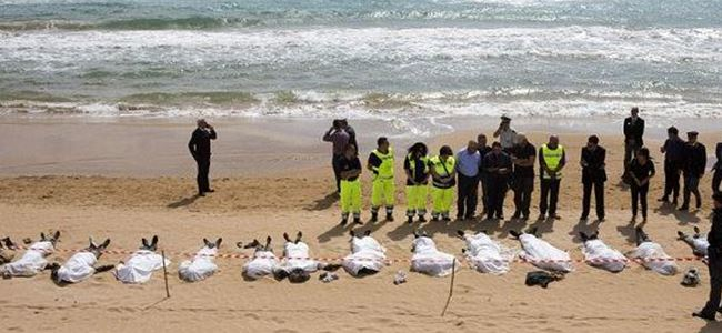 Tekne faciasında ölü sayısı 200ü aştı