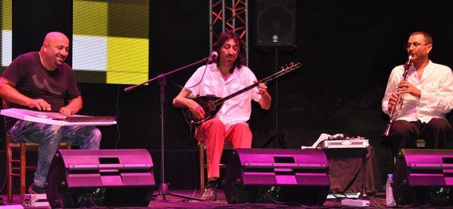 "Festival ""Taksim Trio"" ile sona erdi"