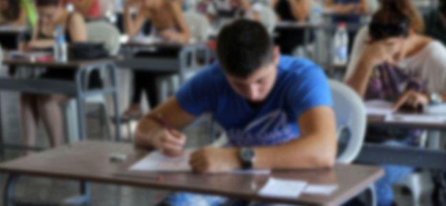 Güzel Sanatlar sınavı 12 Eylülde