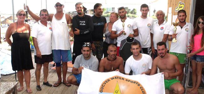 Windsurf Kupası tamamlandı