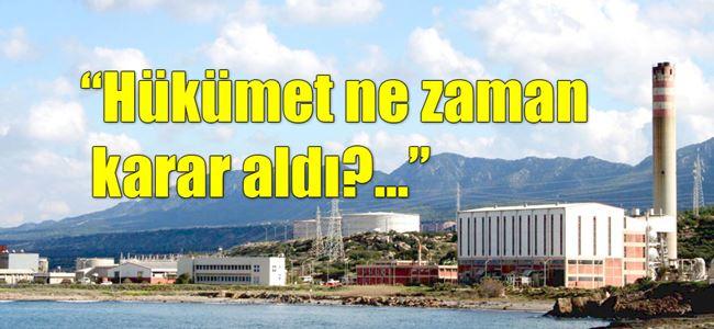 Erdoğan'ın elektrik açıklamasına tepki