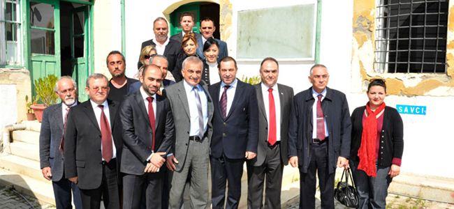 Arabacıoğlu LTB başkanlığı için başvurusunu yaptı