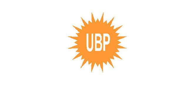 UBP kararnameye karşı dava açtı