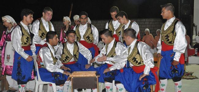 """Akdoğan'da """"Kıbrıs Gecesi"""""""
