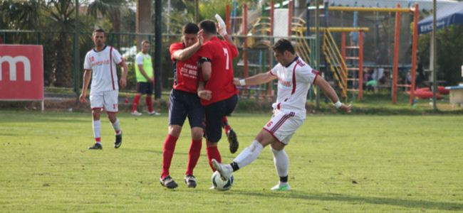 Boğaz'a Düzkaya engeli: 1-0
