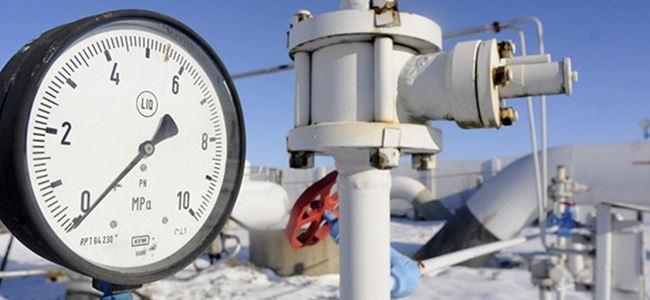 Ukraynaya gaz sevkiyatı durduruldu