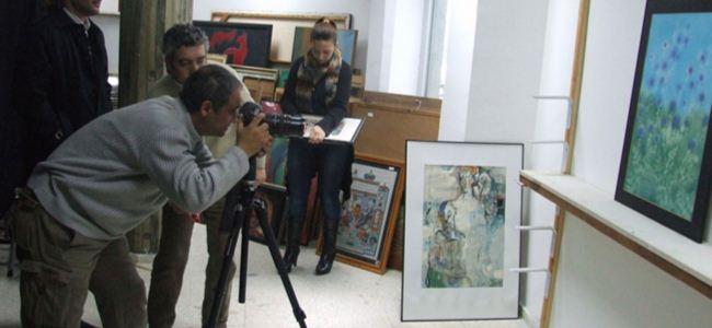 Kültür Dairesi'nin 350 resim fotoğrafları hazır