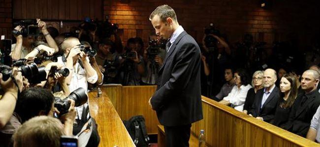 Ünlü atlet sevgilisini öldürmekten mahkum oldu