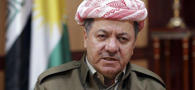 Barzani Obamanın stratejisinden memnun