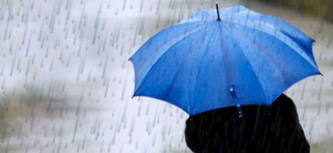 Pazartesi ve Salı yağış bekleniyor