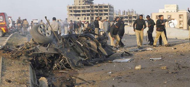 Taliban durmuyor: 8 kişi yaşamını yitirdi