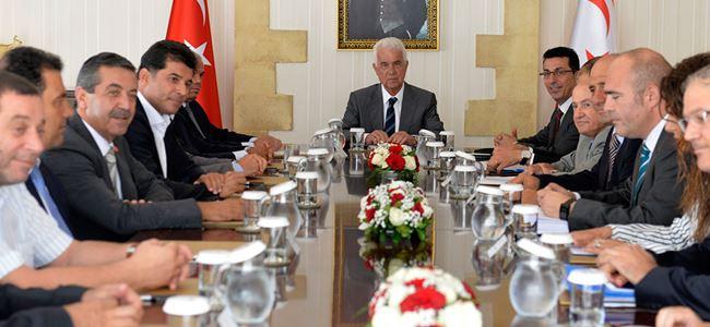 Eroğlu, Meclis Platformunu bilgilendirdi