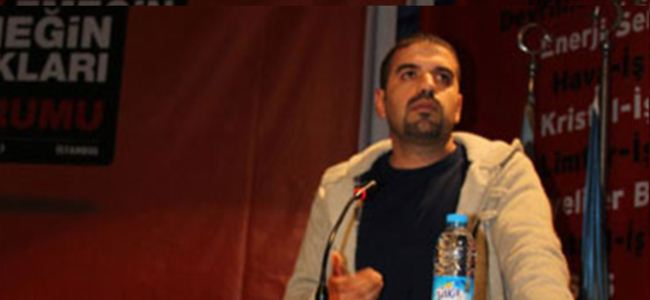 İstanbul'daki 'Emeğin Hakları Forum'unda Kıbrıs da konuşuldu
