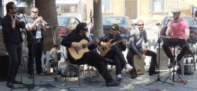 Sanat Haftası kutlamaları Surlarİçi'nde başladı